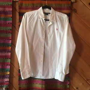 Ralph Lauren Women's Button Up